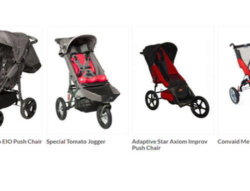 Adapted Strollers Where and who to speak to