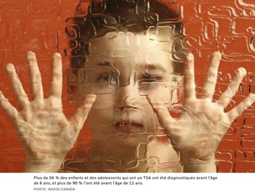 Autisme : un enfant sur 66 reçoit un diagnostic de TSA au Canada