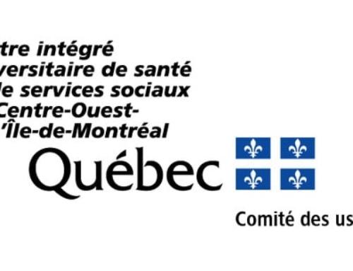 COVID-19 Montréal Niveau 4 / Alerte Rouge: Nouvelle directive du CIUSSS COMTL en regard des proches-aidants en CHSLD (le 30 Sept 2020)